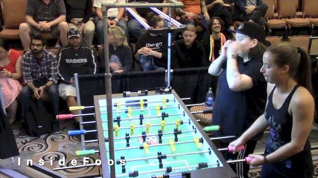 Moore/Fuchs vs. Bremer/Rettazzini | W...