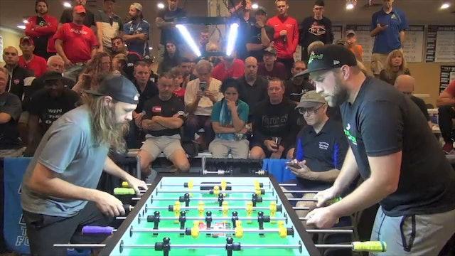 Tony Spredeman vs. Ryan Moore | Open Singles Final