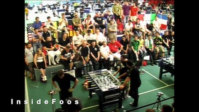 Pappas/Atha vs. Brauns/Schoderer | Open Doubles Loser's Bracket Final