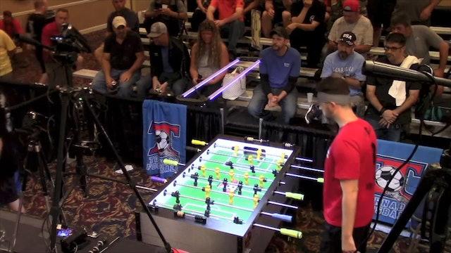 Tony Spredeman vs. Blake Robertson | Open Singles Loser's Bracket 5th