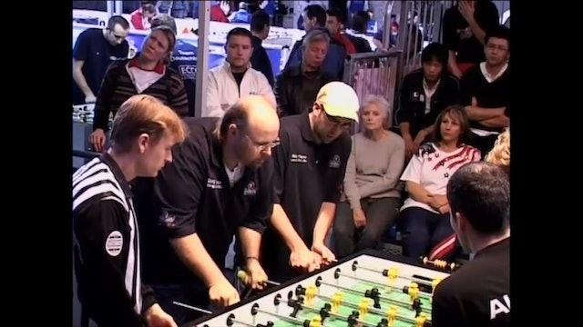 Pappas/T. Moore vs. Teke/Wolfgang Reszler | Open Doubles Semifinal