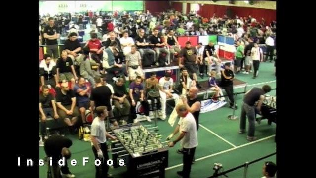 Frederic Collignon/Jamal Allalou vs. Rocco Raven/Henk Habets | Open Doubles