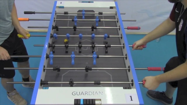 Ryan Moore vs. Johannes Kirsch | Open Singles Quarterfinal