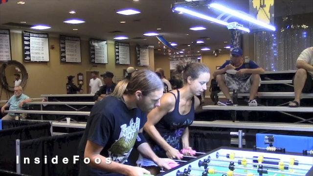 Spredeman/Rettazzini vs. Rhodes/Gabriel | Mixed Doubles Round 32
