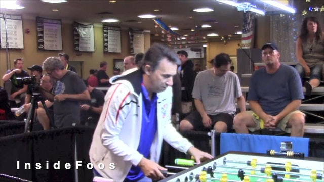 Todd Loffredo vs. Steve Dodgen | Open Singles Round 32