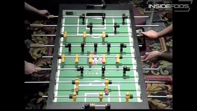 Louis Cartwright vs. Mike Archer | Open Singles Quarterfinal