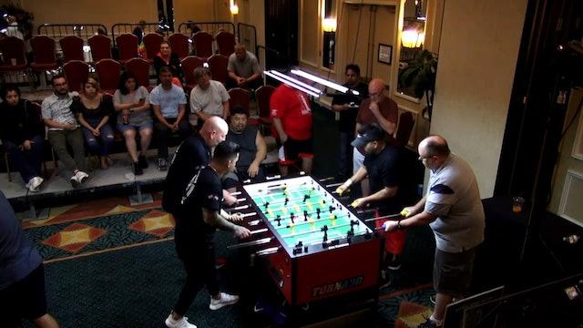 Trevor Park/Chuck Moore vs.Brandon Munoz/Carlos Cespedes   Open Doubles Rd. 16