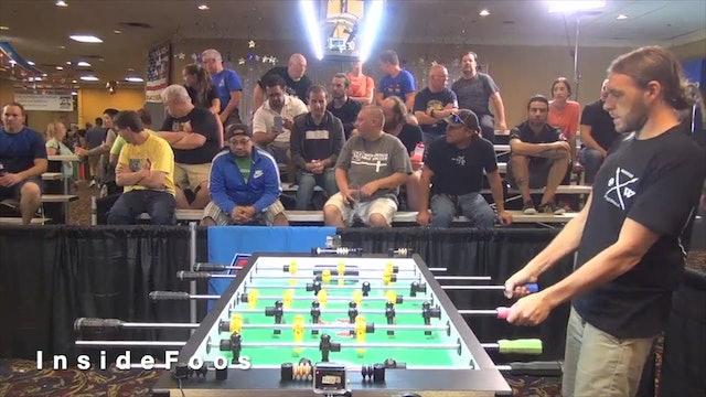 Tony Spredeman vs. Trevor Park | Open Singles Quarterfinal
