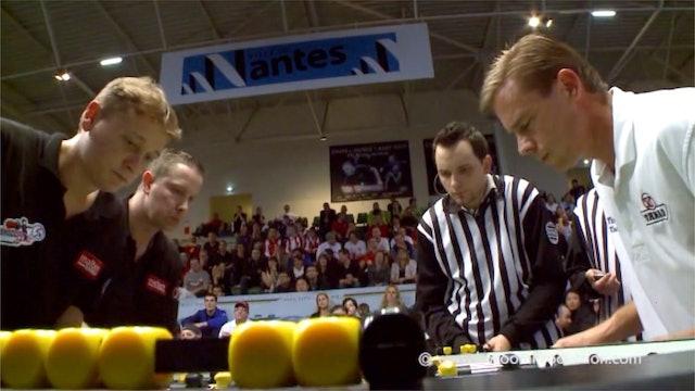 T. Yore/B. Moreland vs. F. Collignon/D. Dehoest | Men's Doubles Semifinal