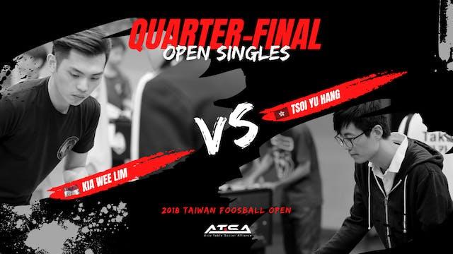 [Kia Wee Lim]vs[Tsoi Yu Hang] | OS-QF