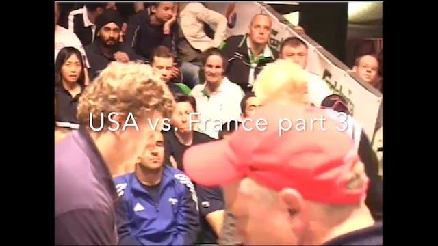 USA vs. France | Quarterfinal Part 3