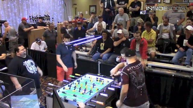 Tommy Adkisson/Rob Atha vs Ryan Moore...