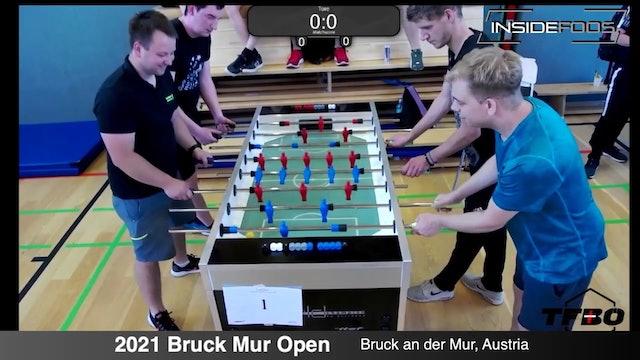 Schöpf/Hundstorfer vs. Jeras/Peruci | Classic Doubles Quarterfinal