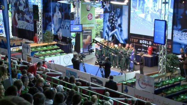 2013 World Cup Opening ceremonies