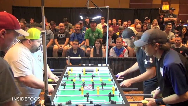 Adkisson/Gabriel vs. Spredeman/Mares | Open Doubles Quarterfinal