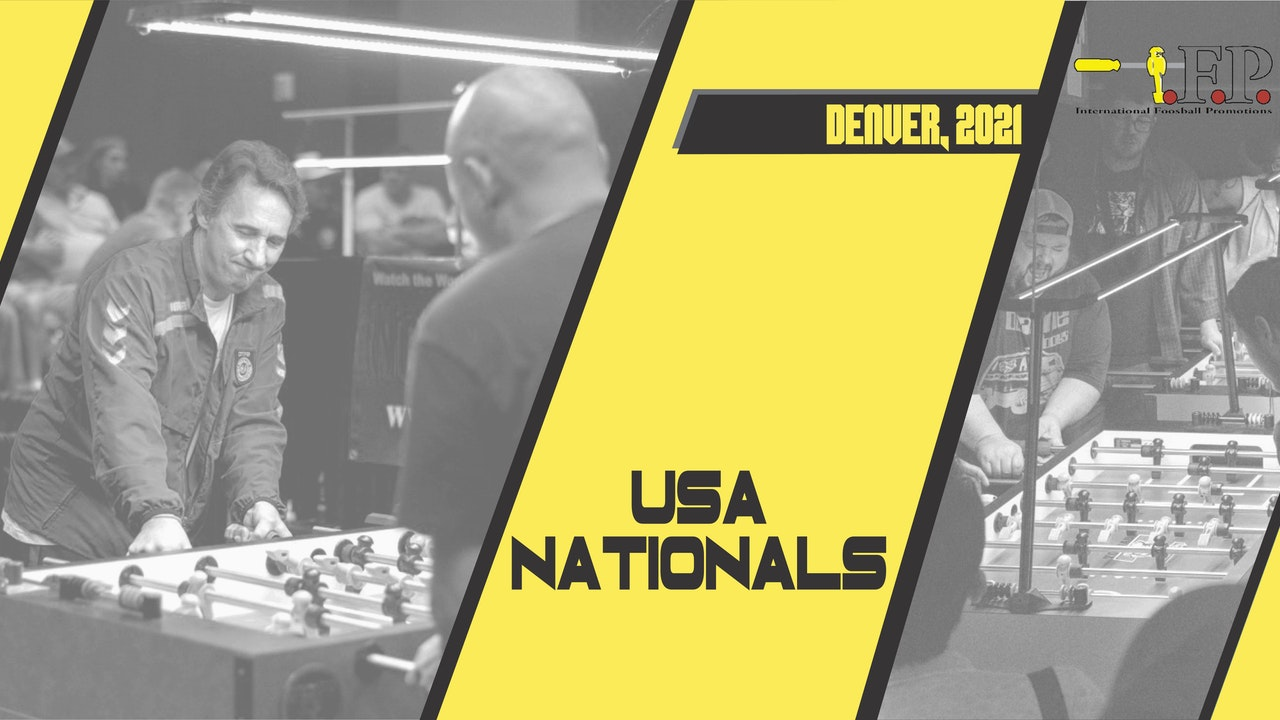 2021 US National Championship