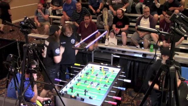Spredeman/Mehring vs. Mares/Rue | Open Doubles Round 16