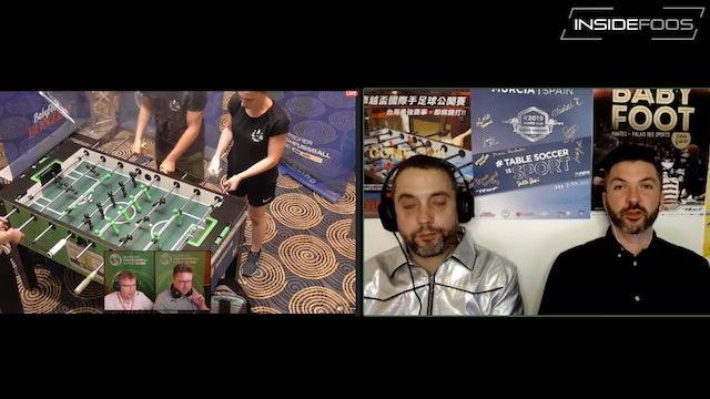 Max Hoyer/Michaela Klass vs. Benjamin Struth/Jessica Bechtel | Mixed Final