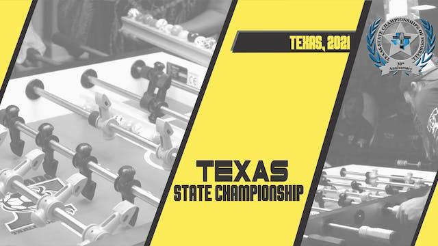 2021 Texas State Championship