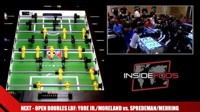 YoreJr./Moreland vs. Spredeman/Mehrin...