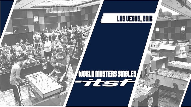2018 ITSF World Masters Singles