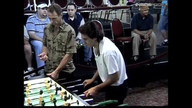 Todd Loffredo vs. Gregg Perrie | Open Singles