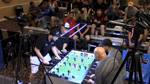 Moore/Bennis vs. Romero/Cespedes | Open Doubles Quarterfinal