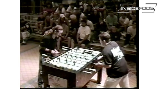 Tommy Adkisson vs. Rob Mares | Open Singles Loser's Bracket Final