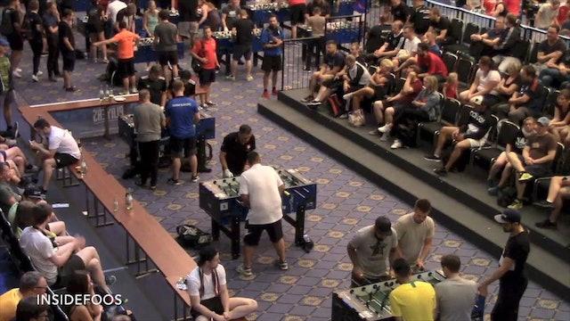 Christian Szule vs. Yannick Correia | Open Singles Loser's Bracket For 9th