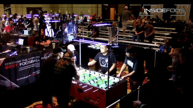 Aragones/Castillo vs. Spredeman/Mares | Open Doubles for 3rd