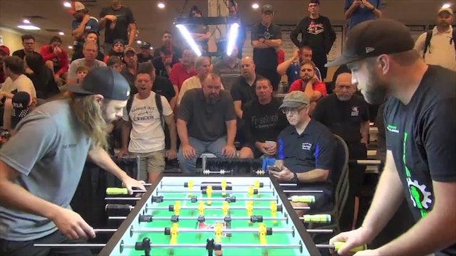 Tony Spredeman vs. Ryan Moore | Open Singles Final 2nd Set