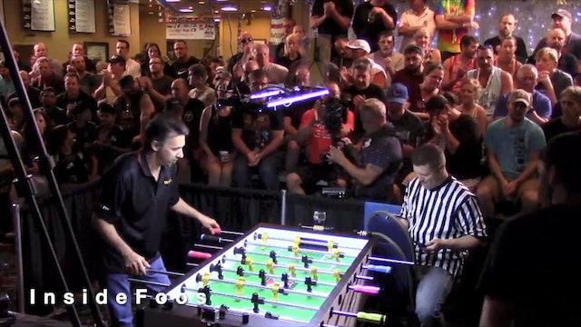 Tony Spredeman vs. Todd Loffredo   Open Singles Final