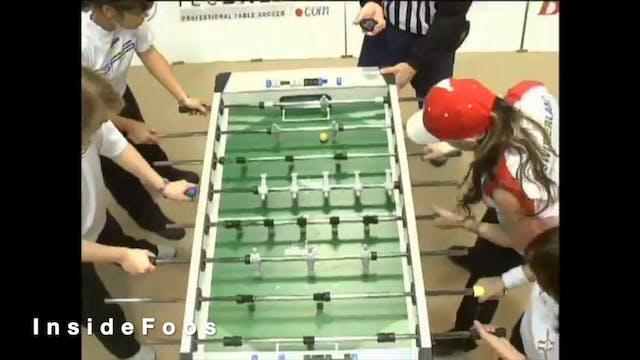 Ranff/Andres vs. Di Paolo/Ammann | Wo...