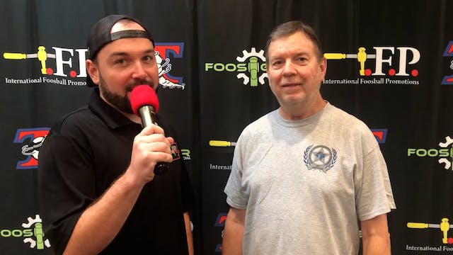 Interview with Rob McDaniel at 2021 T...