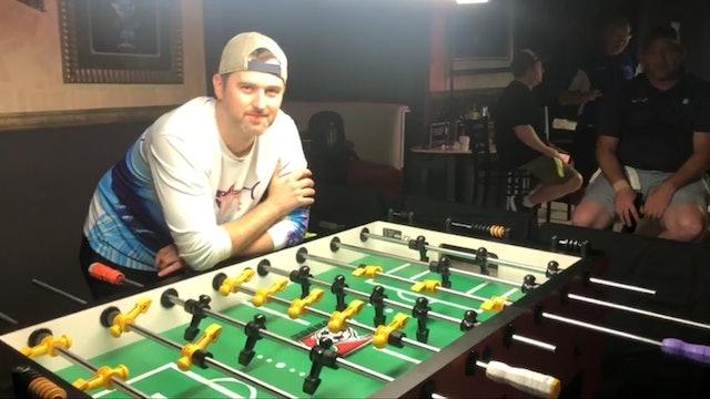 Tony tells Blake how to beat him - Open Singles Winner's Bracket Final