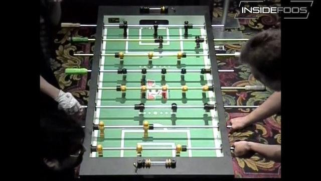 Tielens/Scherkenbach vs. Collignon/Head | Mixed Doubles Final