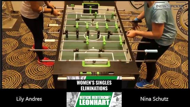 Lily Andres vs. Nina Schütz | Women's...