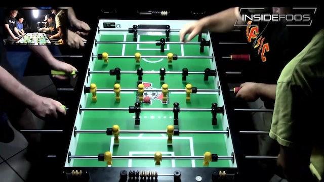 Wayne Saunders/Gary Gold vs. Luke Watson/Brent Swenson | Beatdown Doubles Quals