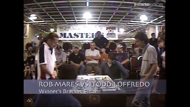 Todd Loffredo vs. Rob Mares | Open Si...