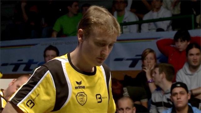 2012 ITSF Men's Singles Final   Frederic Collignon vs. Andreas Esterbauer