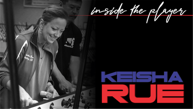 Watch Episode 2 of Inside the Player with Keisha Rue!