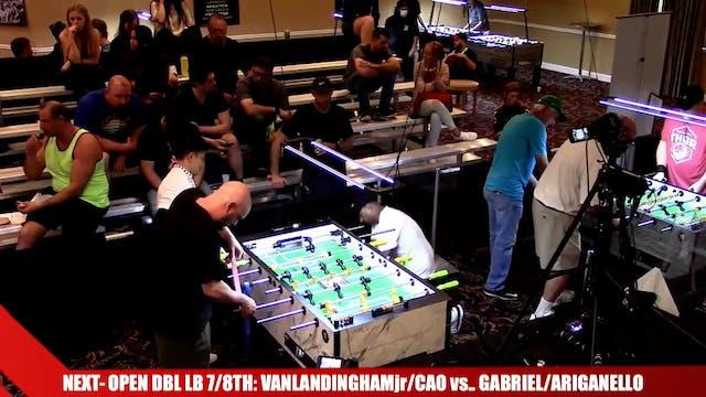 Vanlandingham Jr./Cao vs. Gabriel/Ari...