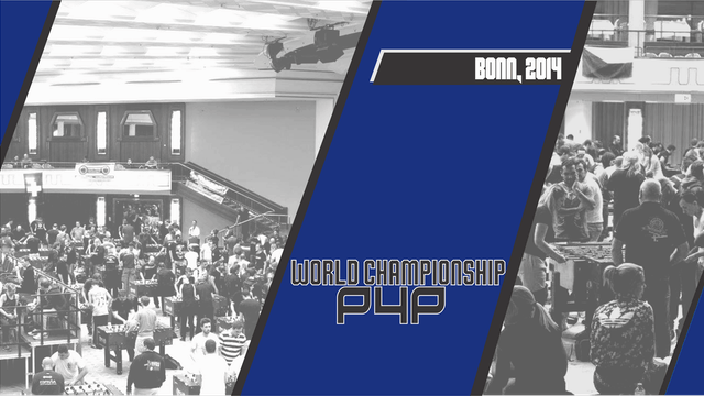 2014 P4P World Championships