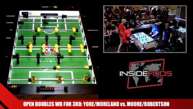 Yore/Moreland vs. Moore/Robertson | O...