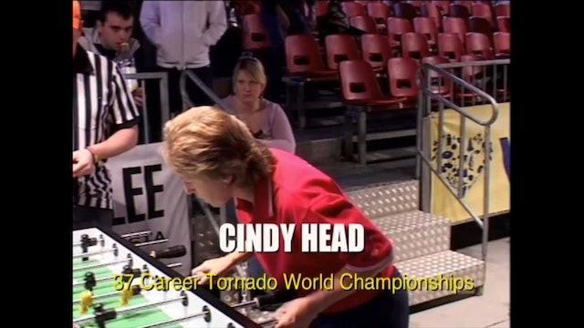 Cindy Head vs. Estelle Jacquot   Women's Singles Final