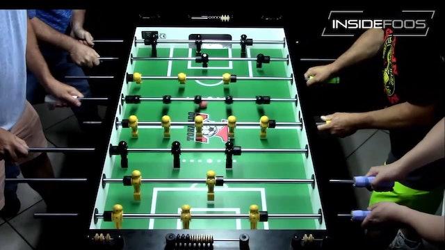 Paul Ledger/Gary Gold vs. Jason Lurie/John Lee | Beatdown Doubles Qualification