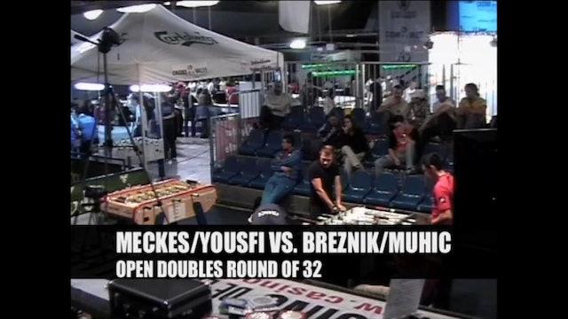 Meckes/Yousfi vs. Breznik/Muhic | Open Doubles Round 32