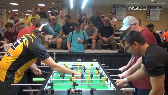 Spredeman/Mehring vs. Vanlandingham/Cao | Open Doubles Quarterfinal