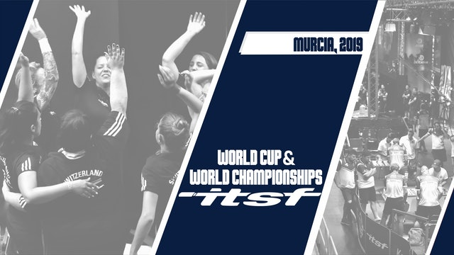 2019 ITSF World Cup and World Championship