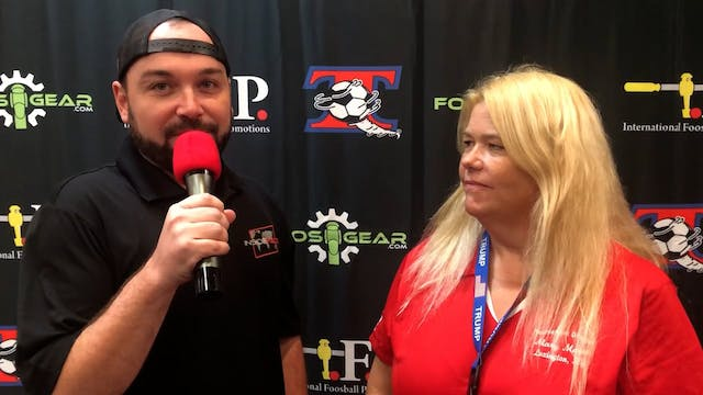 Interview with Mary Moore at 2021 Tor...